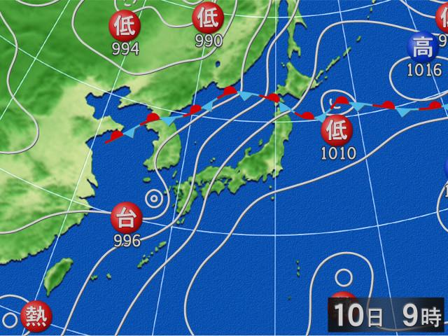 島 天気 日間 石垣 10